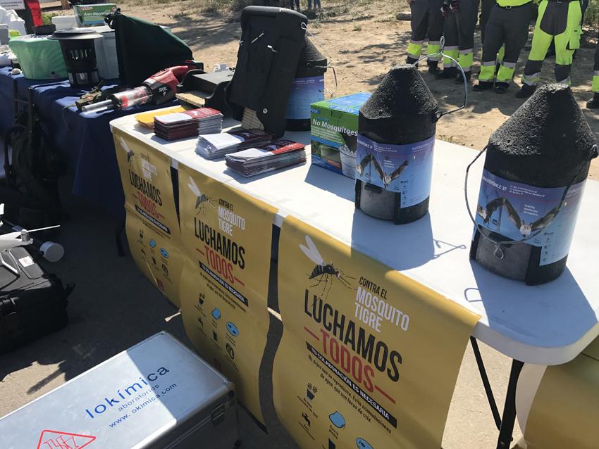 Imagen de las cajas refugio para murciélagos que va a instalar el Ayuntamiento de Murcia