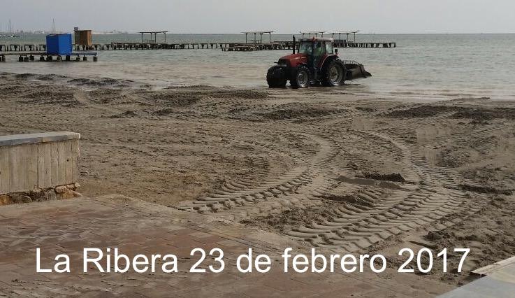 La Ribera. Imagen: Pacto por el Mar Menor