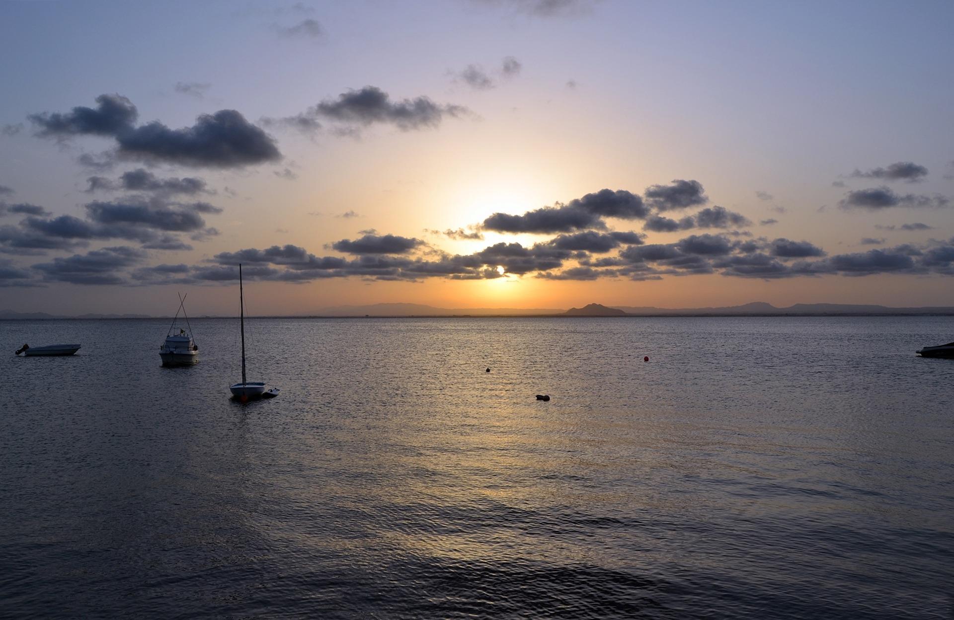 El Mar Menor, un ecosistema costero en peligro. Imagen: Julio Hernández