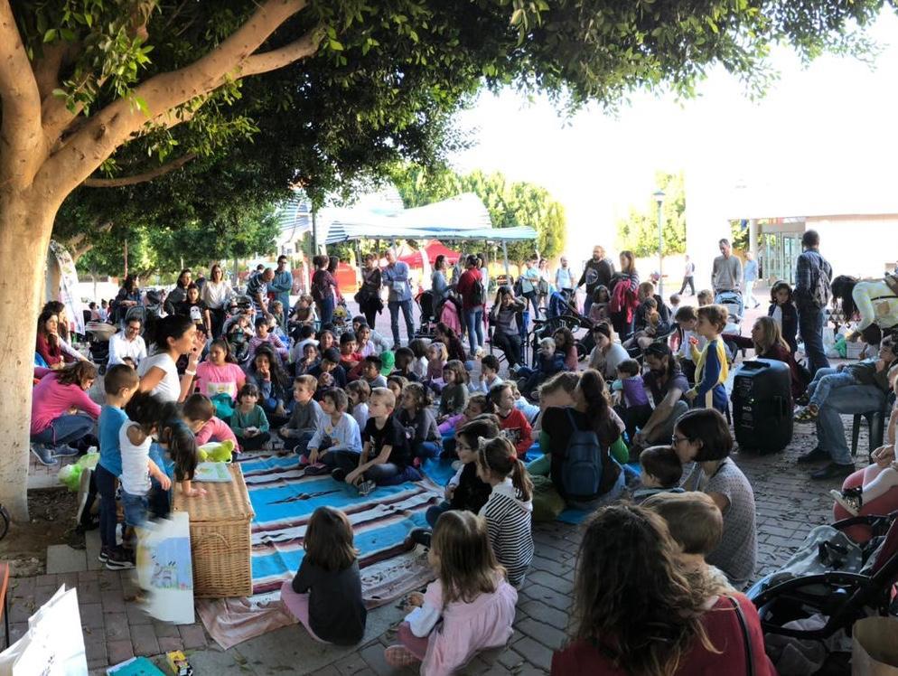 Un momento de la presentación del movimiento ayer viernes. Imagen: Madres por el Clima Murcia