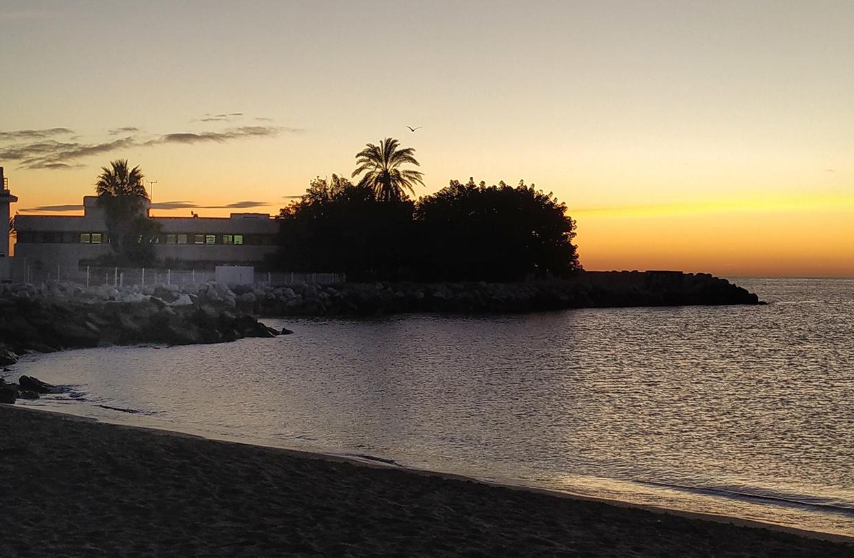 Playa de Fuengirola. Imagen: IEO