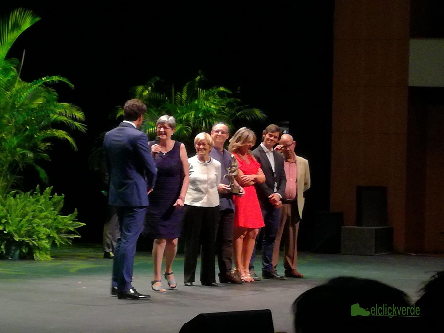 Isabel Rubio, María Luisa Mestre, Feliciano Sáez, Celia Martínez Mora, Oscar Alcaraz y Jorge Luis Enrique