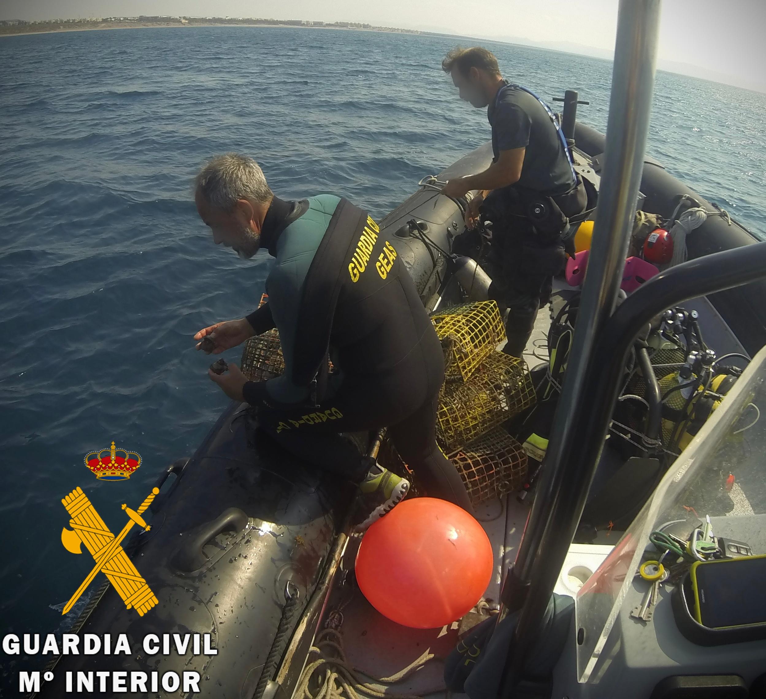 Imagen: Guardia Civil