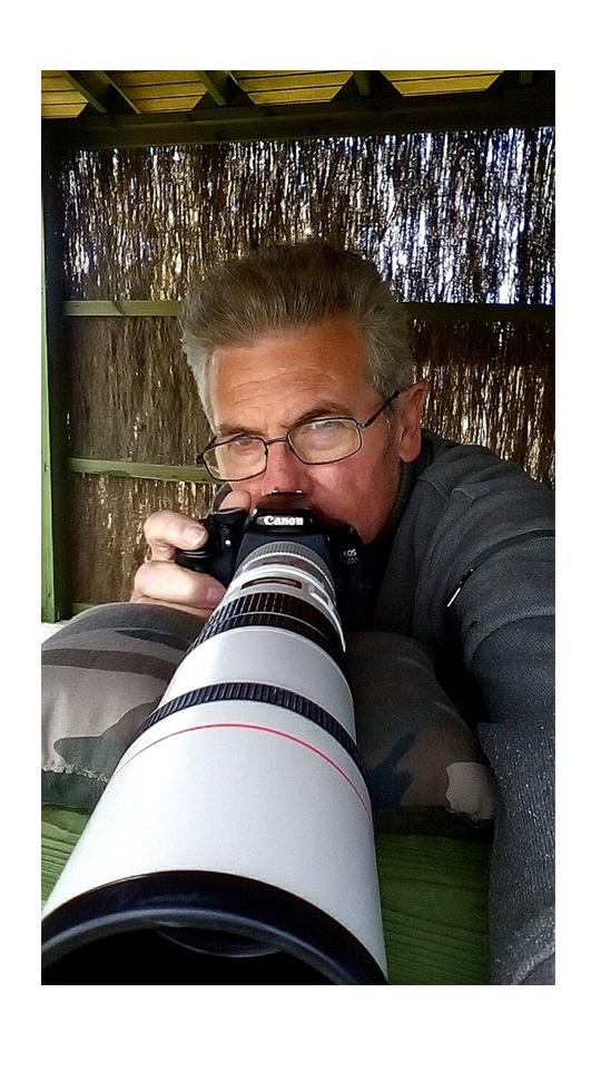 Rafael Mateos, fotógrafo de naturaleza