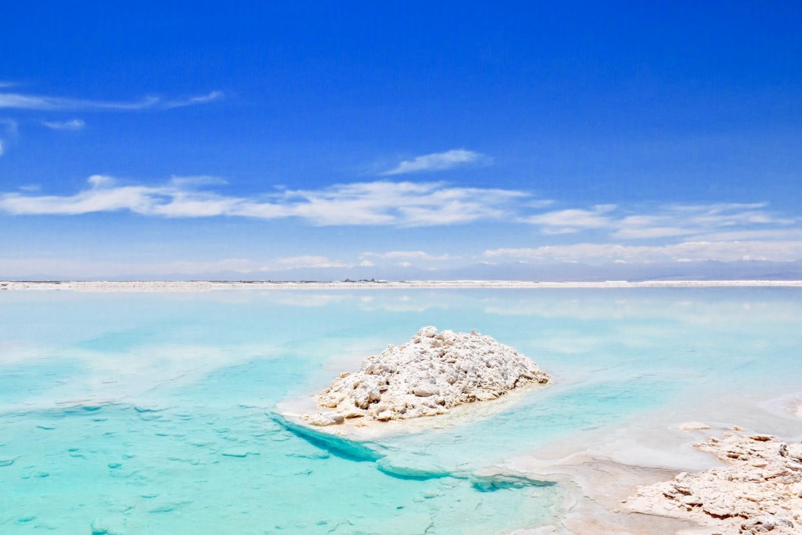 Salar de Atacama. Imagen: Sergio Díaz / SQM / CSIC