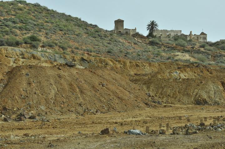Sierra Minera Cartagena-La unión. Imagen de archivo: CARM
