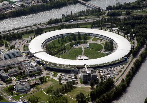 Laboratorio Europeo de Radiación Sincrotrón, de Grenoble (Francia). Imagen: CSIC